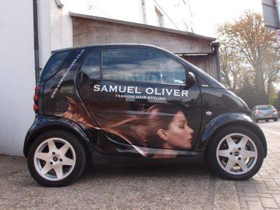 SAMUEL OLIVER SMART