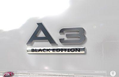 A3 BLACK EDITION