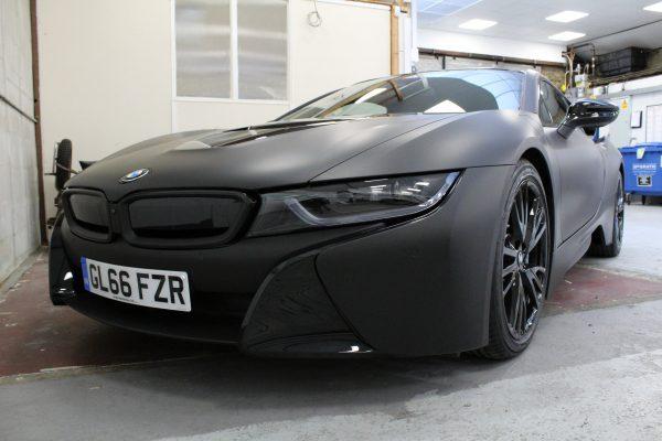 BMW I8 Car Wrap Bromley Creative FX 2