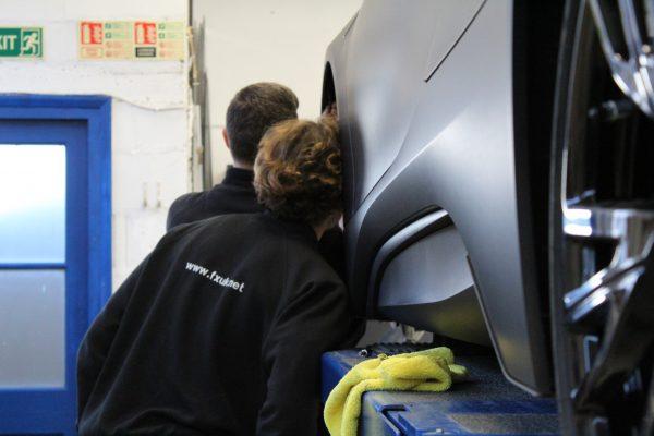 BMW I8 Car Wrap Bromley Creative FX 5