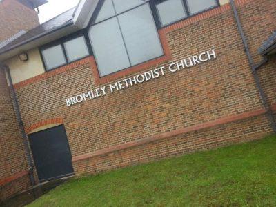 BROMLEY METHODIST CHURCH