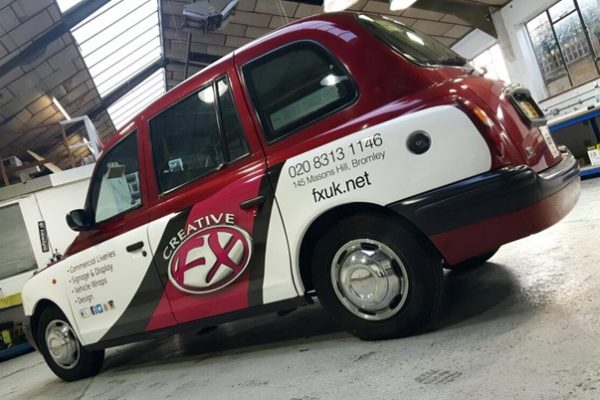 Creative-FX-sign-company-in-Bromley-cab-3