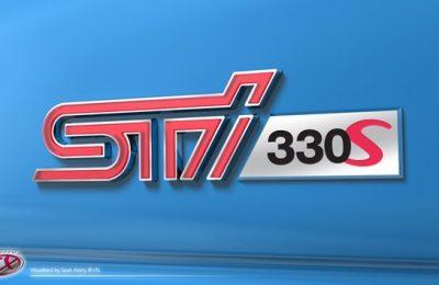 SUBARU STi 330S
