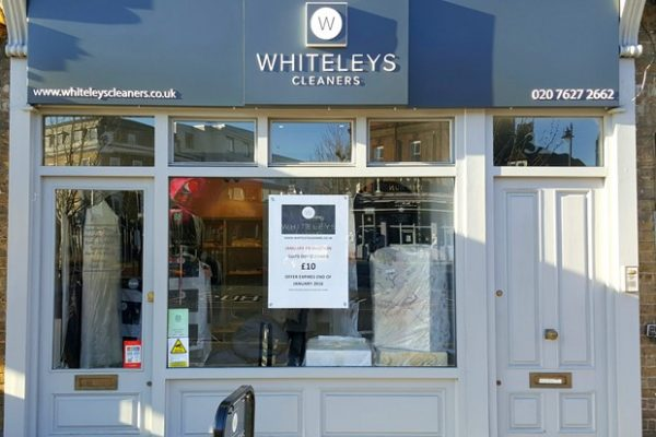 Whiteleys-Cleaners-in-bromley-signs-by-creative-fx-www.fxuk.net-signs-in-Bromley-signs-in-london-car-wrapping-company-creative-FX-1