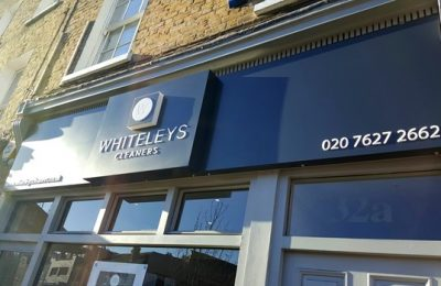 WHITELEYS DRY CLEANERS