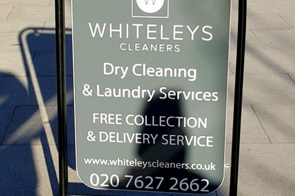Whiteleys-Cleaners-in-bromley-signs-by-creative-fx-www.fxuk.net-signs-in-Bromley-signs-in-london-car-wrapping-company-creative-FX-3