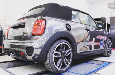 MINI COOPER S TITANIUM CHROME