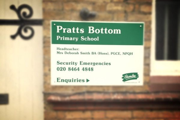 Pratts-bottom-primary-school—signs-www.fxuk.net-creative-fx-signs-in-london-kent-1