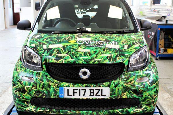 Overcroft Car Wap By Creative Fx 1