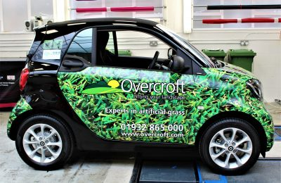 OVERCROFT GRAPHIC WRAP