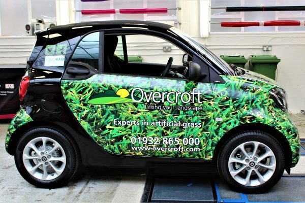 Overcroft Car Wap By Creative Fx 2