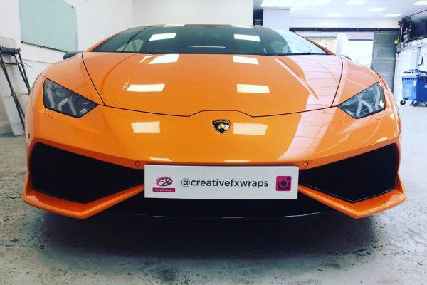 LAMBORGHINI AVENTADOR CAR WRAP BY CREATIVE FX 3