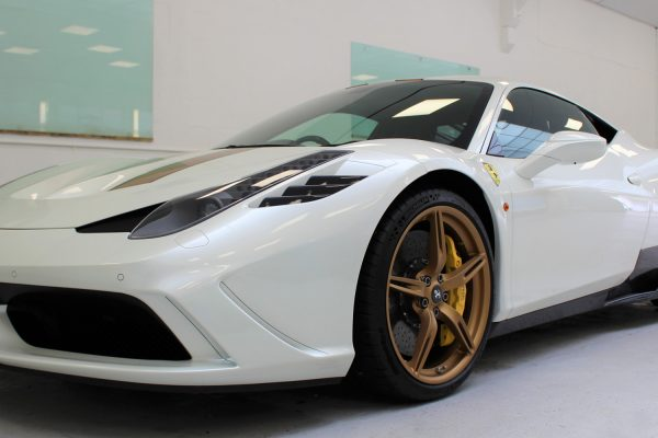 Ferrari 458 Speciale Ppf Paint Rpotection Film Creative Fx Bromley Website