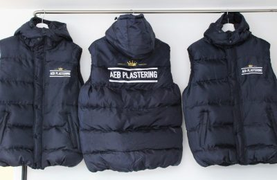 AEB PLASTERING BODY WARMER