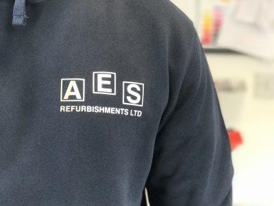 AES HOODIES & T-SHIRTS
