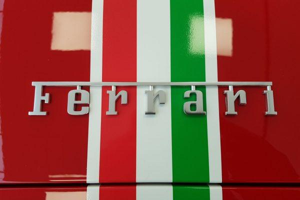 Ferrari 488 Spider Paint Protection Film Wrap 2