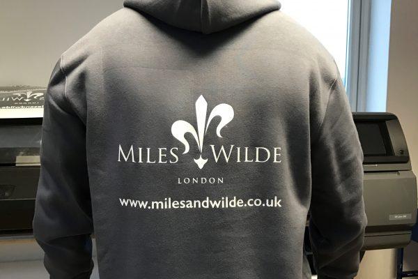 Miles Wilde Branded Work Uniform 1