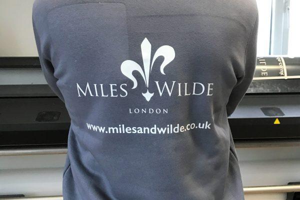 Miles Wilde Branded Work Uniform 5