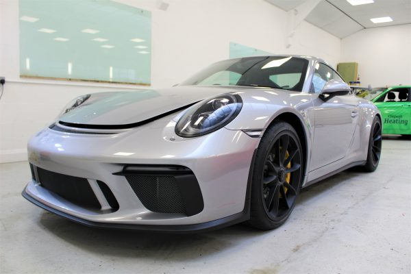 Porsche GT3 PPF Wrap 1