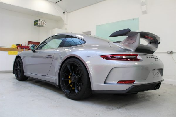 Porsche GT3 PPF Wrap 2