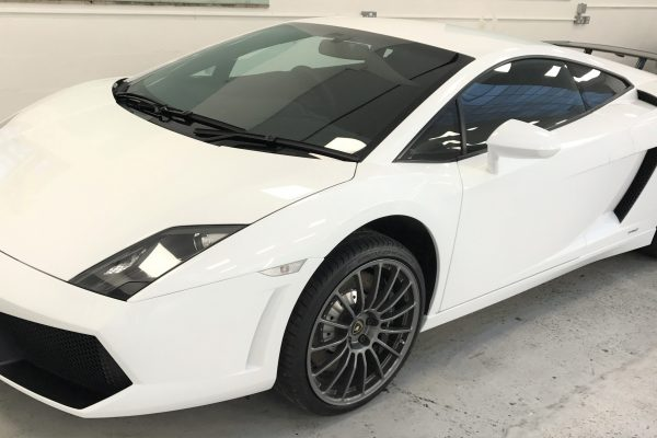 Lamboghini Paint Protection Film Wrap 1
