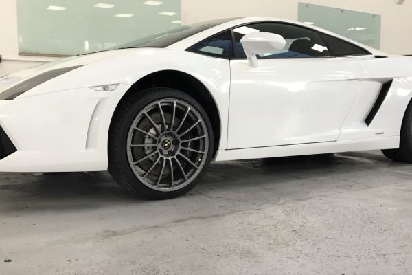 Lamboghini Paint Protection Film Wrap 2
