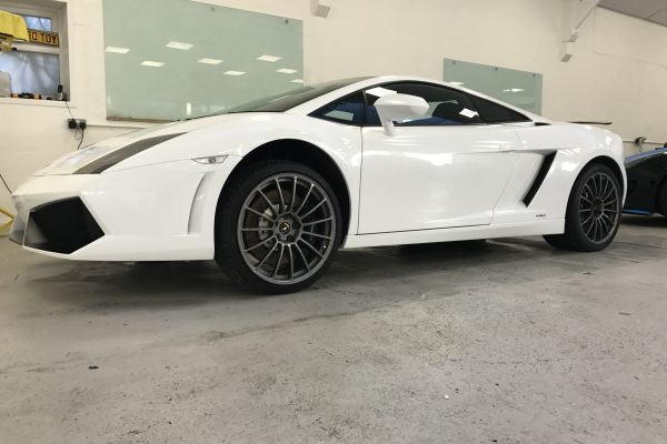 Lamboghini Paint Protection Film Wrap 3