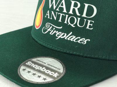 WARD ANTIQUE FIRE PLACES