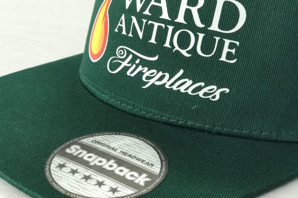 Ward Antique Fire Places Uniform Printed By Creative Fx 1