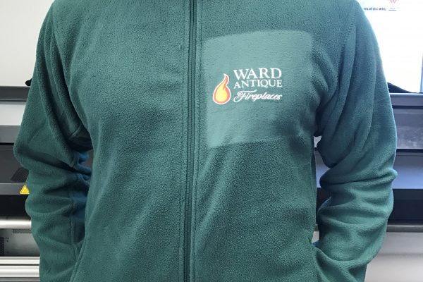 Ward Antique Fire Places Uniform Printed By Creative Fx 10