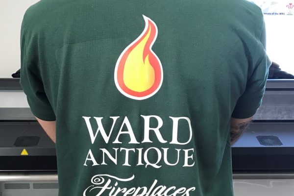 Ward Antique Fire Places Uniform Printed By Creative Fx 7