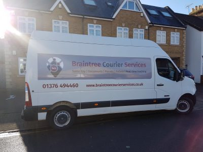 BRAINTREE COURIER SERVICES