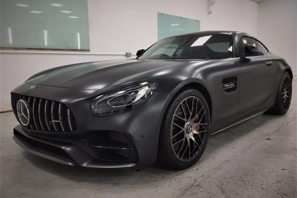 Amg GT Mercedes Paint Protection Film 1