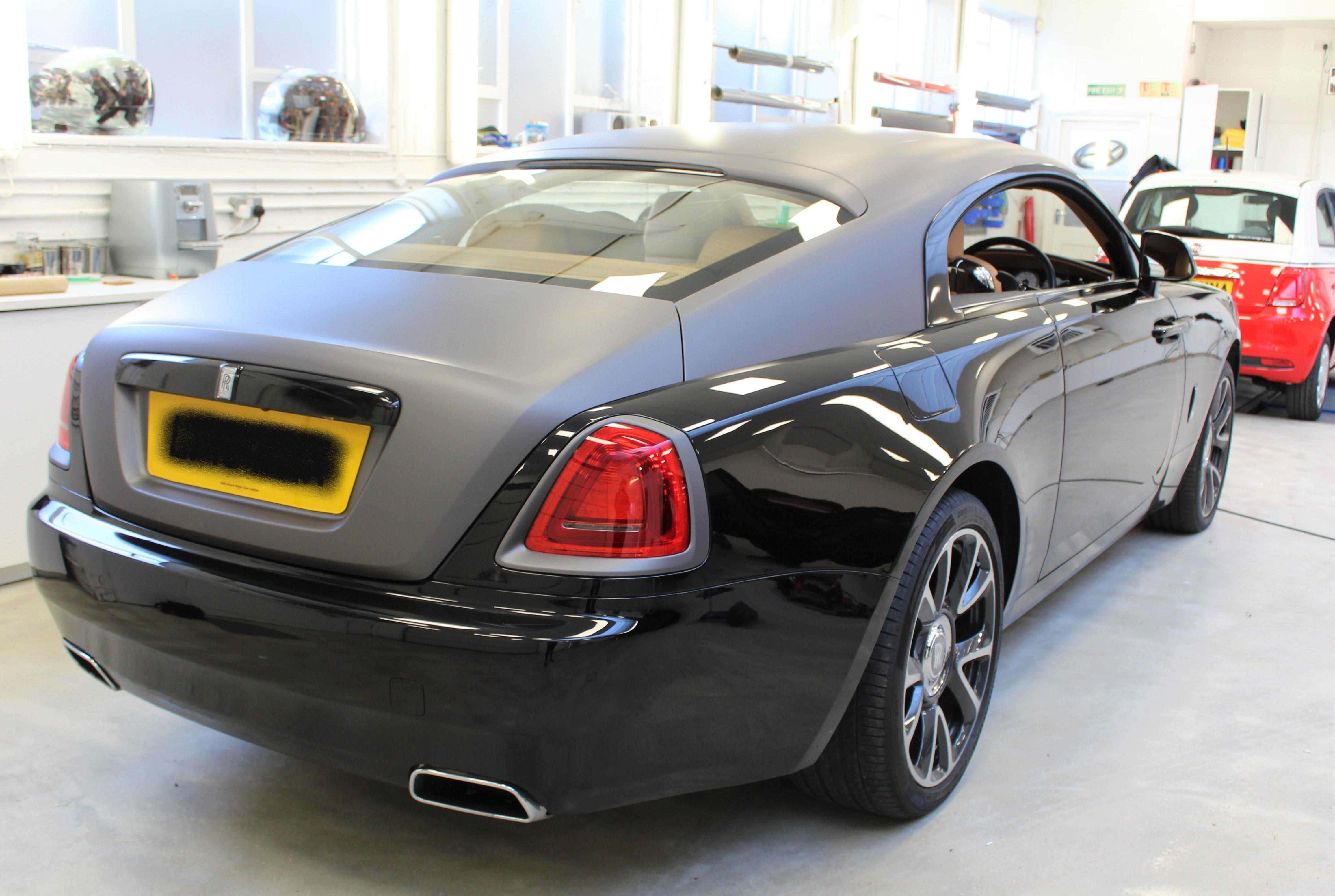 Rolls Royce Wraith Creative Fx