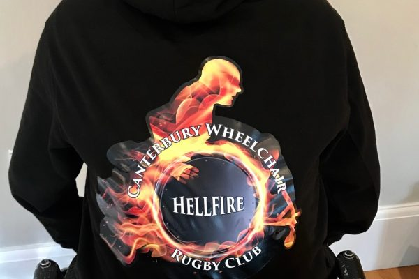 Canterbury Hellfire Wheelchair Rugby Club – Clothing By Creative Fx 6