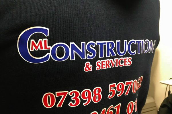 Cml Construction Printed Workwear By Creative Fx London 5