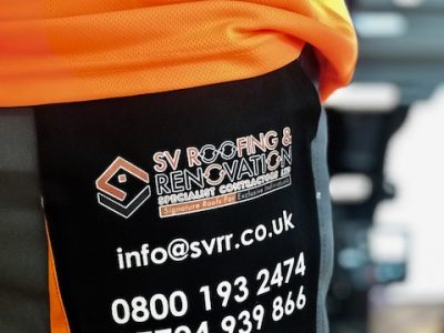 SV ROOFING AND RENOVATION