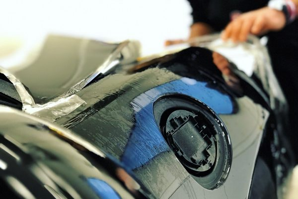 PORSCHE GT3 PAINT PROTECTION FILM 2