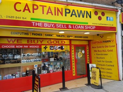 CAPTAIN PAWN