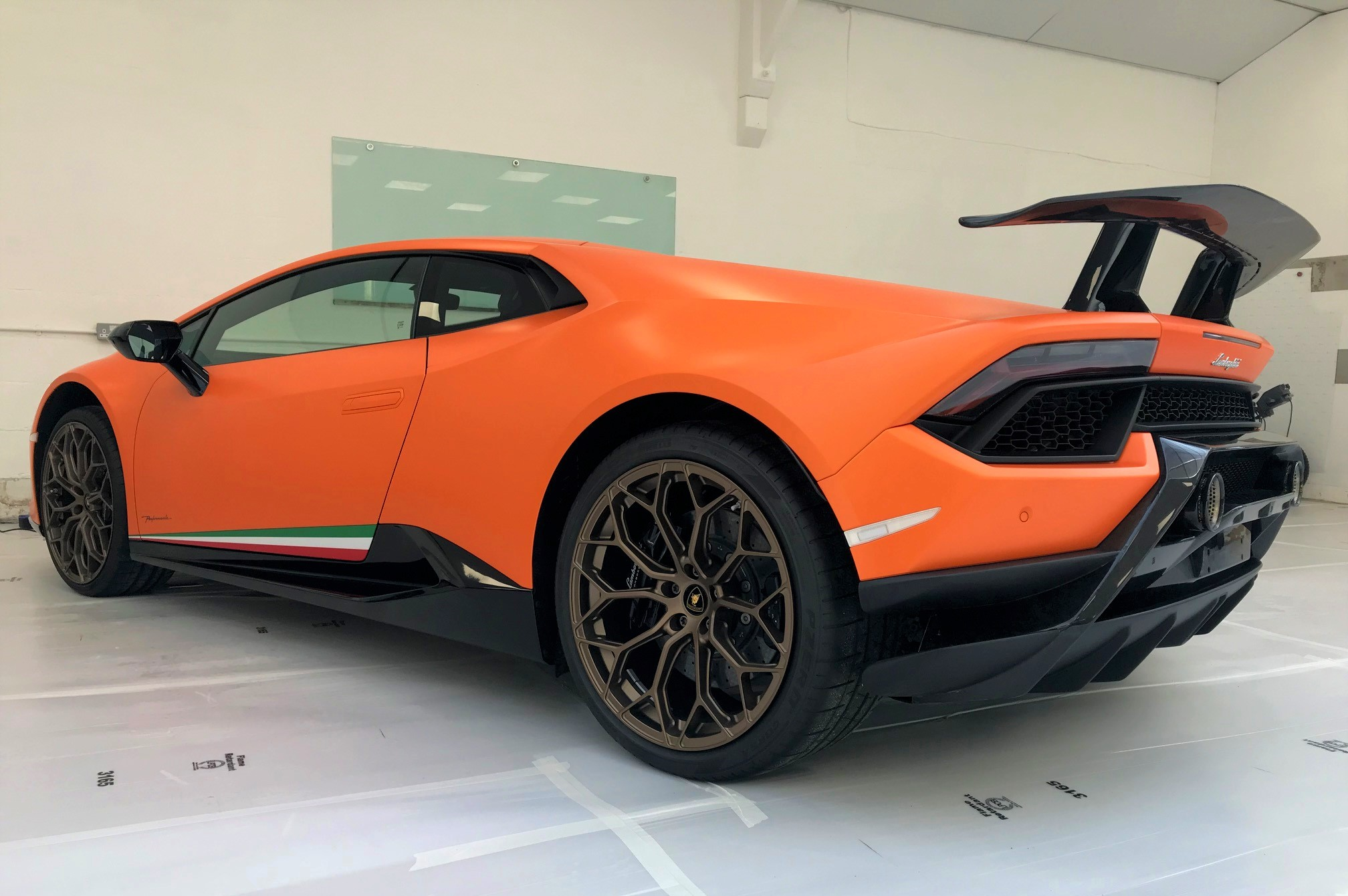 Lamborghini Huracan Performante Creative Fx