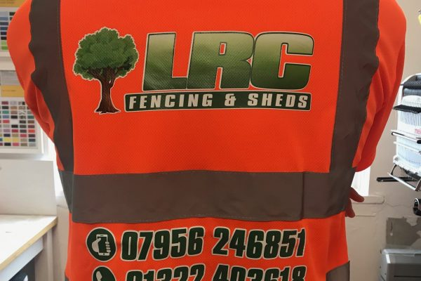 LRC Fencing And Sheds Clothing By Creative Fx 1
