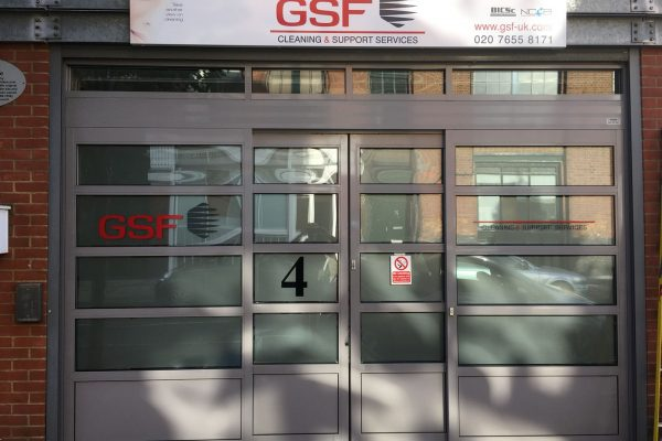 GSF Signage By Creative Fx Signage And Fascia Work Bromley Creative Fx 2