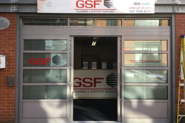 GSF Signage By Creative Fx Signage And Fascia Work Bromley Creative Fx 4