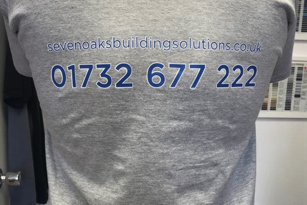 SBS Clothing By Creative Fx In Bromley London Printed T Shirts London 2