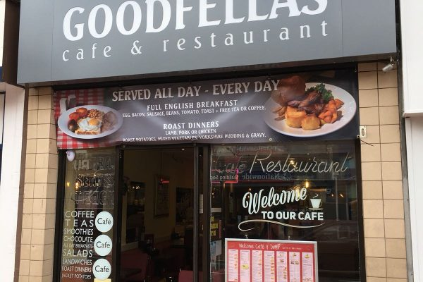 Goodfellas Shop Signage By Creative Fx 1