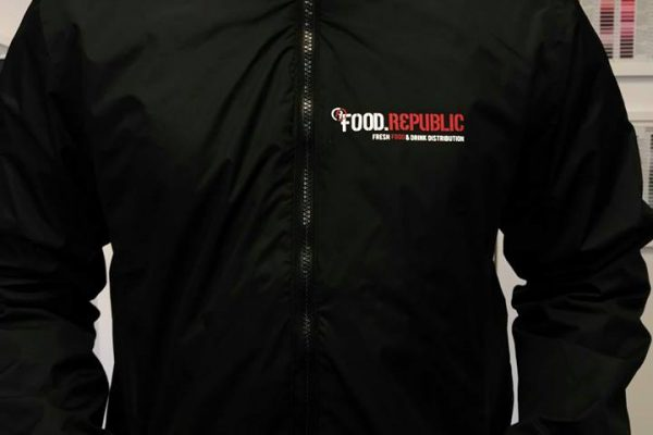 Food Republic Printed Clothing By Creative FX In Bromley 3