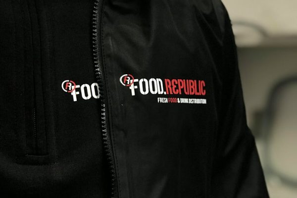 Food Republic Printed Clothing By Creative FX In Bromley 4
