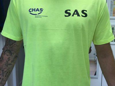 SAS Scaffolding