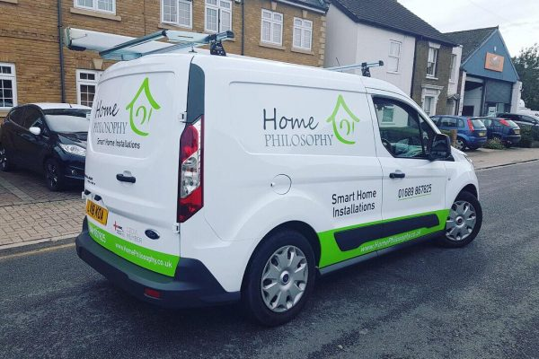 Home Philosphy Vehicle Livery By Creative Fx 1