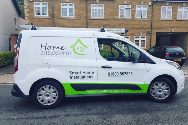 Home Philosphy Vehicle Livery By Creative Fx 2